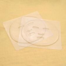 Neu DIY Gesichtsmaske Schablone Gießform Zuhehör Gesichtspflege Maske Natur 1x