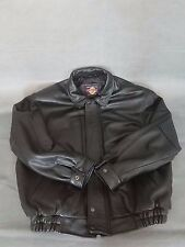 Men's Leather Jacket, Hard Rock  Cafe, Atlanta, Size L