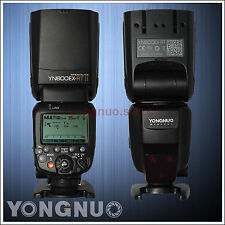 Yongnuo YN600EX-RT II Wireless Flash Speedlite TTL HSS fr Canon 5DII 5DIII 7D 6D