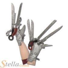 Deluxe Edward Scissorhands Gloves Halloween Fancy Dress Costume Accessory