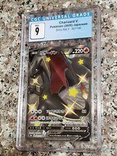 Pokemon MINT Champions Path Charizard V Shiny  079/073 CGC 9 (PSA, BGS)