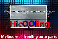 Radiator For Holden Astra/Zafira TS 1.8L & 2.0L MT 10/1998 - 11/2004 Manual Only