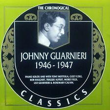 CD JOHNNY Guarnieri - 1946-1947, Chronogical Classics