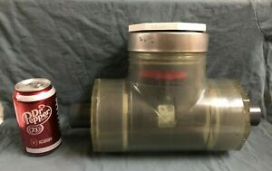"""Spears Double Containment Product Centralizer & Ball Valve Box w/ Valve 1"""" x 4"""""""