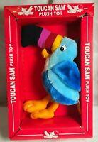 Vintage Promotional Toucan Sam Plush Toy
