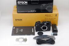2809#GC Epson R-D1XG 6.1 MP Digital Camera Mint
