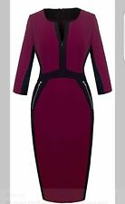 Homeyee Bodycon dress size UK 8