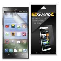 5X EZguardz NEW Screen Protector Skin Cover Shield HD 5X For ZTE Lever LTE