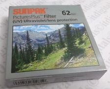 62mm UV Ultraviolet Lens Protection Filter Safety Protector 62 mm CF-7035-UV New