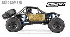 Axial RR10 Bomber Body Graphic Wrap Skin- Desert Camo