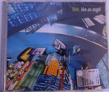 WEB: LIKE AN ANGEL  - Raro Cd Singolo Sigillato