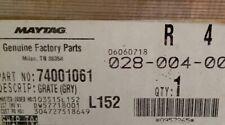 Maytag 74001061 Range Grate Gray