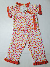 Tralala Layette Pant Set Size 6-9 months~New Tags~Boutique Brand