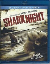 SHARK NIGHT  BLU RAY FINAL DESTINATION
