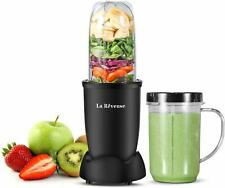 Personal Portable Electric Blender 250W for Shakes Smoothies Mixer 16 oz Black