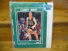 1989 Super Star Starline Sealed (2) Book Covers NBA Larry Bird Boston Celtics