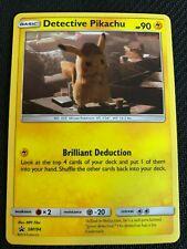 Pokemon TCG : SM PROMO DETECTIVE PIKACHU SM194 HOLO
