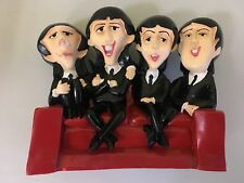 The Beatles figures John Lennon Paul mccartney figurines statues