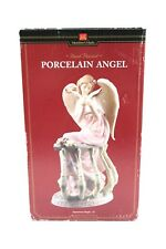 MEMBERS MARK ANGEL ~ 2006 HOLIDAY COLLECTION HAND PAINTED PORCELAIN w/BOX (67)