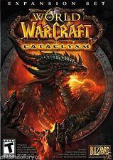 World of Warcraft: Cataclysm (Multi-Platform, 2010)