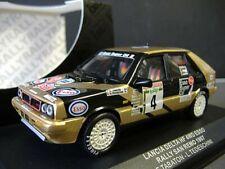 LANCIA Delta Integrale Gr.A 1987 San Remo Rallye #4 Tabaton Esso WM IXO 1:43