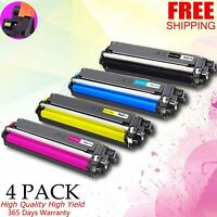 4 Pack TN223 Toner for Brother MFC-L3770cdw MFC-L3710cw HL-L3270cdw HL-L3290cdw
