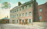 Prime Minister's Residence, London, No 10 Downing Street postcard (GD&DL) 1900s