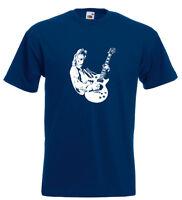 Mick Ronson T Shirt Spiders From Mars David Bowie Ziggy Stardust Mott The Hoople
