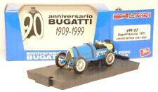 S99/07 BRUMM 1:43 - 1921 Bugatti Brescia - PROMO 90° anniversario Ltd.Ed.
