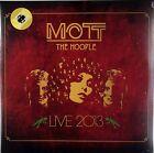 Mott The Hoople - Live 2013 Limited 2 X 180g Yellow Vinyl