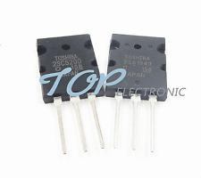 10pair Or 20Pcs Transistor To-3Pl 2Sa1943-O/2Sc5200-O 2Sa1943/2Sc5200 A1943C5200