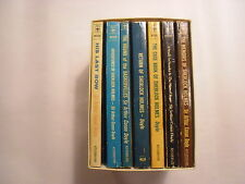 The Complete Sherlock Holmes, 7 Volumes, Boxed Set, 1970s