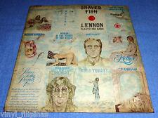 PHILIPPINES:JOHN LENNON - Shaved Fish LP,ALBUM,RARE,Fair To Good,THE BEATLES