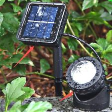 Pondxpert Single Solar Spotlight for Water Garden Koi Fish Pond & Water Features