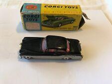 Corgi Toys #224 Bentley Continental - Sports Saloon - Britain