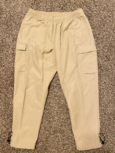 Nike City Edition Players Woven Cargo Pants Multi Size Brown Joggers CU4325-224