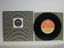 "U2 - A Celebration/ Trash ..., CBS A 2214, 1982, UK, 45 RPM, 7""."