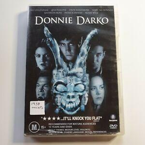 Donnie Darko | DVD Movie | Sci-fi/Fantasy | Jake Gyllenhaal, Maggie Gyllenhaal
