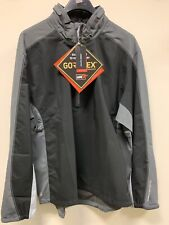 GALVIN GREEN AYERS PACLITE GORE-TEX WATERPROOF GOLF JACKET - BLACK - SIZE XL