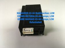 Light  Control module 03 04 Crown Victoria, Grand Marquis, Marauder LCM