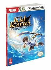 Kid Icarus: Uprising-ExLibrary