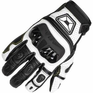 Cortech Speedway Collection Chicane ST Leather Motorcycle Glove