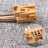 4 Polig Neu  Stecker Connector Steckdose 8K0973754A Für VW AUDI Skoda Seat