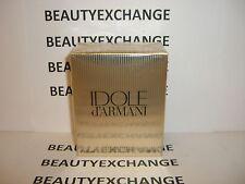 Idole d'Armani Giorgio Armani Perfume Eau De Parfum Spray 2.5 oz Sealed Box