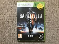 Battlefield 3  - Xbox 360 Complete UK PAL