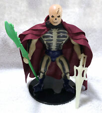 SCAREGLOW • 100% COMPLETE w/COLLECTOR CASE • VINTAGE MASTERS OF THE UNIVERSE