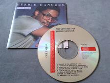 CD HERBIE HANCOCK - THE VERY BEST OF / TOP