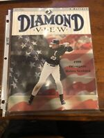 Diamond View 1992 Official Game Program Of Chicago White Sox