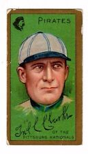 1911 T205 Gold Border Fred Clarke - Pittsburgh Pirates, Good Condition'