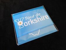 Tour de Yorkshire 2017 Metal Fridge Magnet & Car Sticker   Cycling